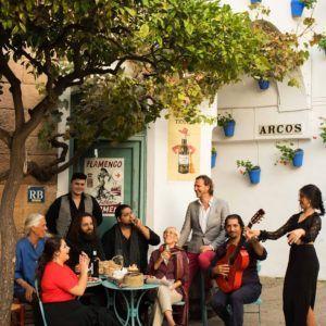 Flamenco à Barcelona: l'équipe du Tablao de Carmen